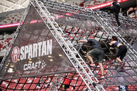 Spartan Race lần đầu đến Việt Nam, thử thách những người dũng cảm - Ảnh 3.