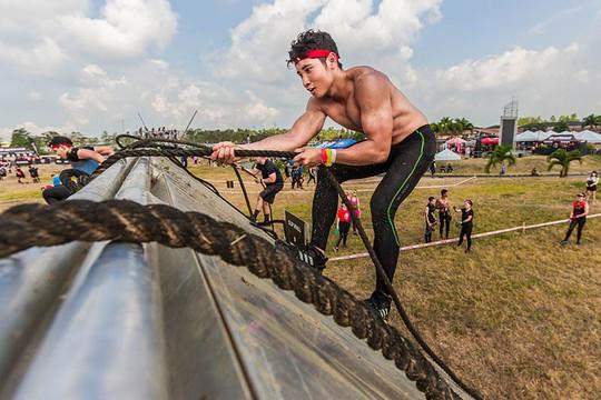 Spartan Race lần đầu đến Việt Nam, thử thách những người dũng cảm - Ảnh 8.