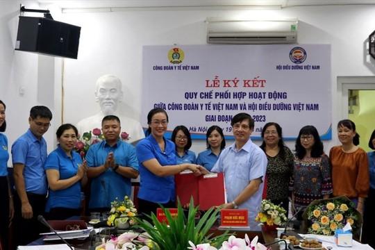 Bảo vệ quyền lợi của người lao động ngành y tế - Ảnh 1.