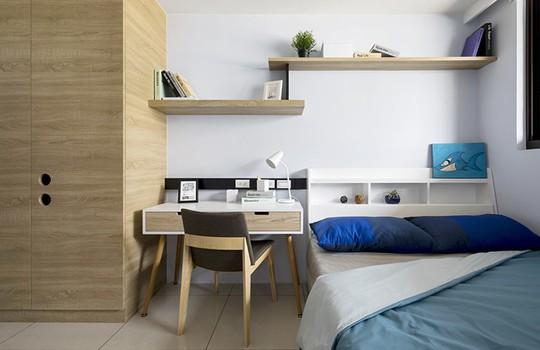 Ngôi nhà đơn giản mà đẹp của gia đình trẻ - Ảnh 10.