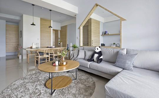 Ngôi nhà đơn giản mà đẹp của gia đình trẻ - Ảnh 2.