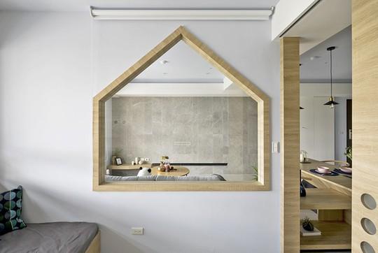 Ngôi nhà đơn giản mà đẹp của gia đình trẻ - Ảnh 6.