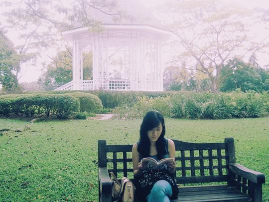 Từ mưa trong nhà đến nấc thang lên thiên đường, ra mà xem Singapore ngát xanh này! - Ảnh 7.