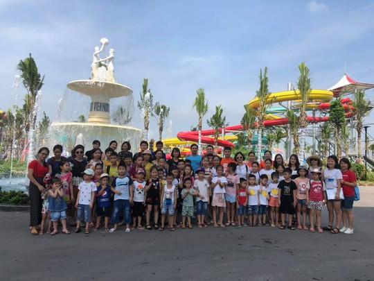 Công viên nước Thanh Hà - Mường Thanh tưng bừng khuyến mãi nhân dịp Quốc khánh 2-9 - Ảnh 2.