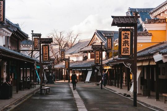 Hokkaido - vùng đất đón mùa thu sớm nhất Nhật Bản - Ảnh 1.