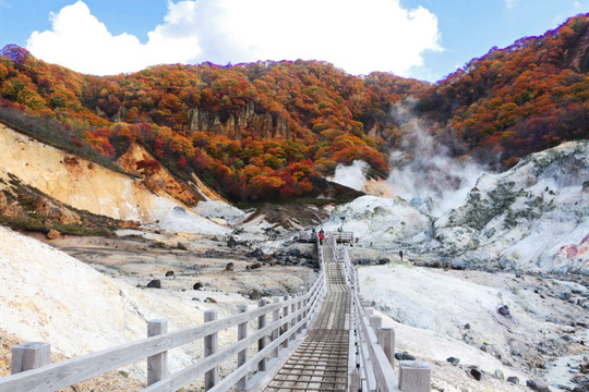 Hokkaido - vùng đất đón mùa thu sớm nhất Nhật Bản - Ảnh 2.