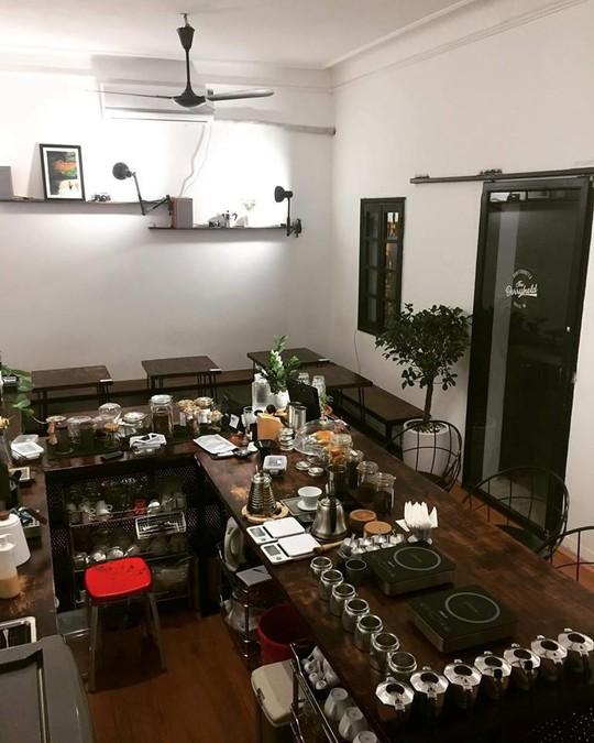 Lưu ngay những quán cà phê đặc sản đáng thử ở Hà Nội - Ảnh 5.