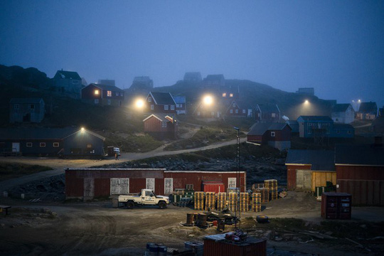 Bị từ chối mua đảo, Mỹ vẫn mở lãnh sự quán tại Greenland - Ảnh 1.