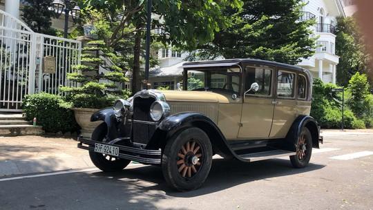 Đã mắt ngắm dàn xe cổ diễu hành kỷ niệm Hội An, Mỹ Sơn - Ảnh 10.