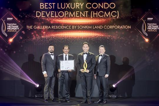 SonKim Land giành nhiều giải thưởng tại Giải thưởng bất động sản Việt Nam 2019 - Ảnh 1.