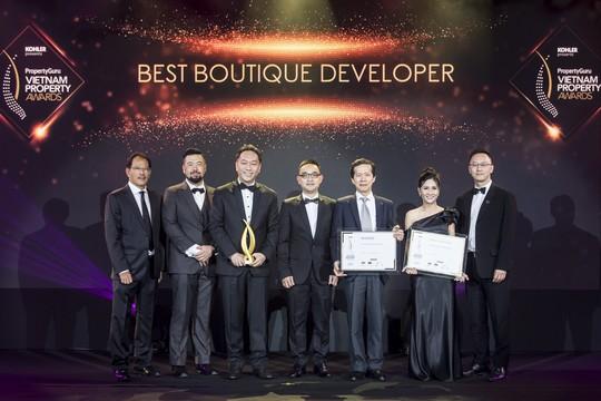 SonKim Land giành nhiều giải thưởng tại Giải thưởng bất động sản Việt Nam 2019 - Ảnh 2.