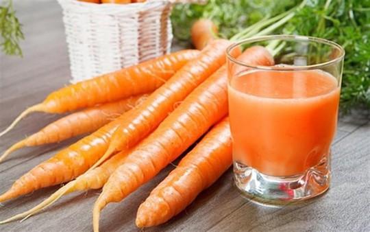Điều gì xảy ra nếu bạn ăn cà rốt mỗi ngày? - Ảnh 2.