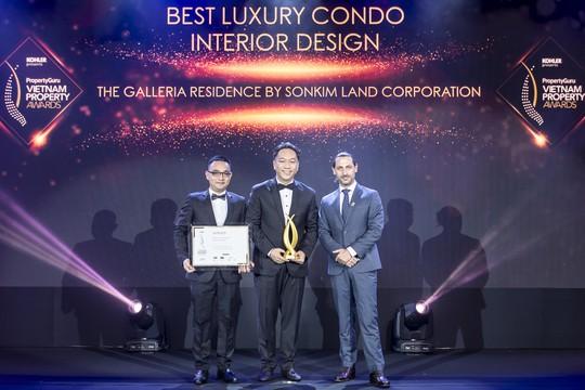 SonKim Land giành nhiều giải thưởng tại Giải thưởng bất động sản Việt Nam 2019 - Ảnh 3.