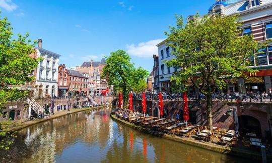 Cần Thơ lọt tốp 9 thành phố sở hữu kênh đào đẹp nhất thế giới - Ảnh 1.