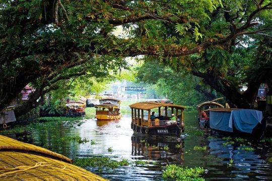 Cần Thơ lọt tốp 9 thành phố sở hữu kênh đào đẹp nhất thế giới - Ảnh 6.
