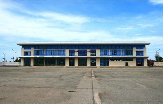 Điều chỉnh quy hoạch sân bay quốc tế Chu Lai - Ảnh 1.