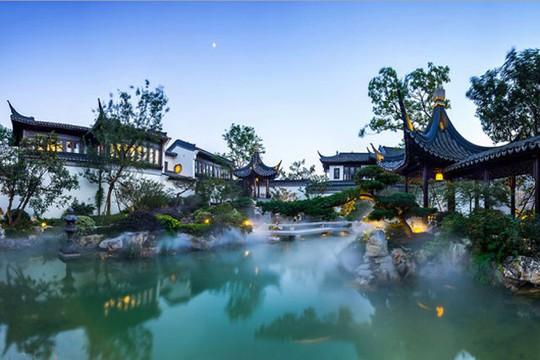 Chiêm ngưỡng biệt thự đẹp như chốn bồng lai của tỷ phú Jack Ma - Ảnh 1.