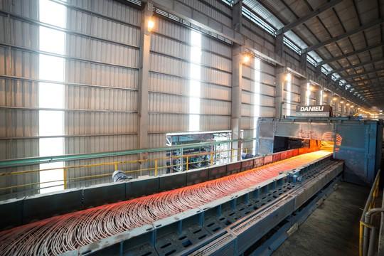 Thép Hòa Phát tiêu thụ hơn 235.000 tấn trong tháng 7 - Ảnh 2.