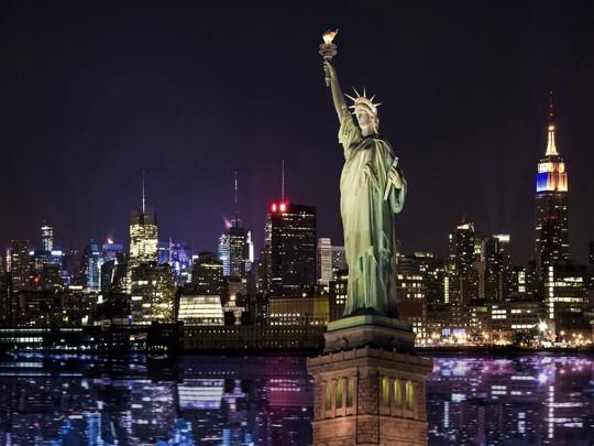 Những thành phố không bao giờ ngủ trên thế giới - Ảnh 1.