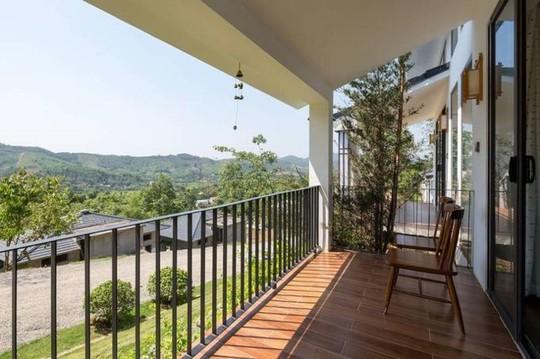 Ngôi nhà kiểu Nhật giữa lưng chừng núi Hòa Bình - Ảnh 2.