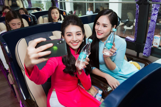Vivant - thức uống thí sinh Miss World Vietnam mê mẩn - Ảnh 6.