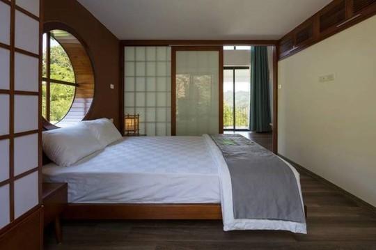 Ngôi nhà kiểu Nhật giữa lưng chừng núi Hòa Bình - Ảnh 7.