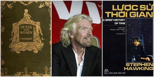 """Những cuốn sách """"gối đầu giường"""" 8 bộ óc thiên tài nhất thế giới luôn đọc hằng đêm - Ảnh 8."""