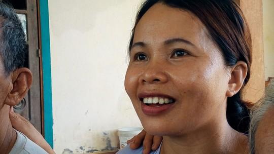 Ngày về đẫm nước mắt của 2 phụ nữ bị lừa bán sang Trung Quốc làm vợ - Ảnh 4.