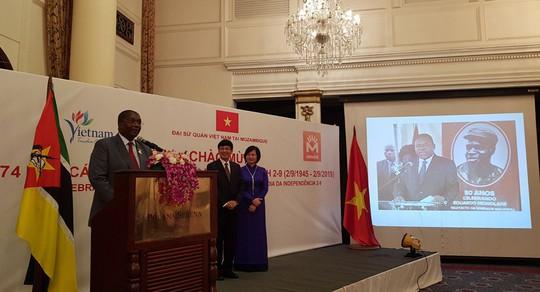 Người Việt mừng Tết độc lập ở châu Phi - Ảnh 3.