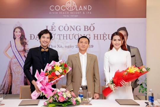 CocoLand River Beach Resort & Spa công bố: Hoa hậu Phan Thị Mơ và Đoàn Minh Tài làm gương mặt đại sứ! - Ảnh 2.