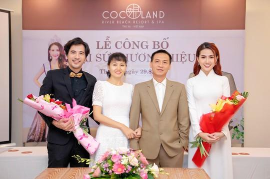 CocoLand River Beach Resort & Spa công bố: Hoa hậu Phan Thị Mơ và Đoàn Minh Tài làm gương mặt đại sứ! - Ảnh 3.