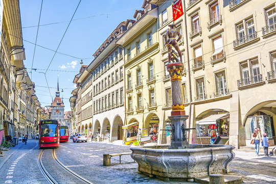 Nồng nàn sắc thu Thụy Sĩ - Ảnh 3.