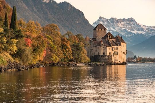 Nồng nàn sắc thu Thụy Sĩ - Ảnh 4.