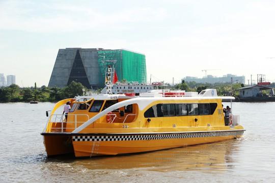 Buýt sông - hơi thở mới của đường thuỷ TP HCM - Ảnh 5.
