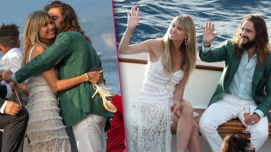 Siêu mẫu Heidi Klum bất ngờ cưới phi công trẻ - Ảnh 10.