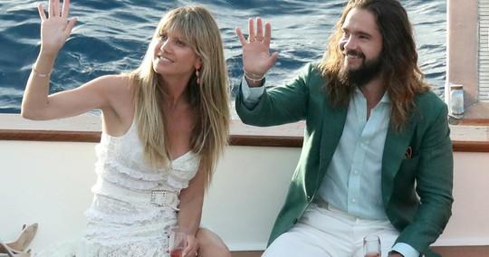 Siêu mẫu Heidi Klum bất ngờ cưới phi công trẻ - Ảnh 9.