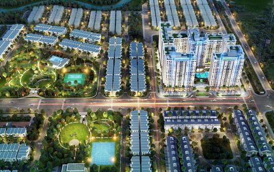 Bất động sản khu Nam TP HCM tăng sức hút nhờ quy hoạch hạ tầng - Ảnh 1.