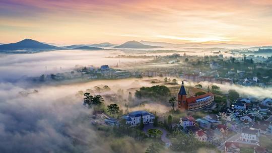Việt Nam đẹp ngỡ ngàng với những bức ảnh nhìn từ trên không - Ảnh 4.