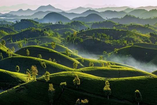Việt Nam đẹp ngỡ ngàng với những bức ảnh nhìn từ trên không - Ảnh 5.