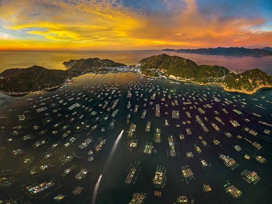 Việt Nam đẹp ngỡ ngàng với những bức ảnh nhìn từ trên không - Ảnh 15.