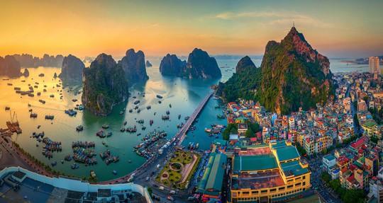 Việt Nam đẹp ngỡ ngàng với những bức ảnh nhìn từ trên không - Ảnh 12.