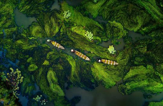 Việt Nam đẹp ngỡ ngàng với những bức ảnh nhìn từ trên không - Ảnh 7.