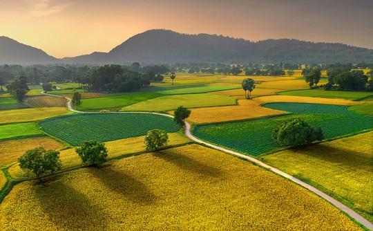 Việt Nam đẹp ngỡ ngàng với những bức ảnh nhìn từ trên không - Ảnh 8.
