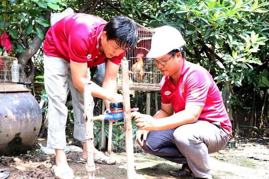 Kỳ nghỉ hồng của tuổi trẻ Sawaco: Lấy chuyên môn phục vụ cộng đồng - Ảnh 2.