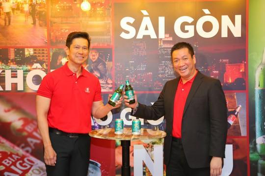 Tái ra mắt thương hiệu Bia Saigon - Ảnh 2.
