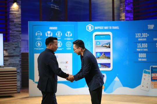 Cá mập Thanh Việt đầu tư gần 12 tỉ đồng vào start-up du lịch - Ảnh 1.