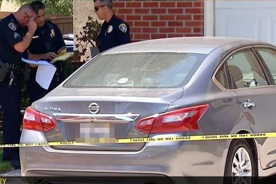 Mẹ chợp mắt, con 2 tuổi chết trong xe hơi nóng - Ảnh 1.