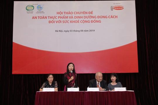 Acecook Việt Nam đồng hành tuyên truyền về an toàn thực phẩm - Ảnh 1.