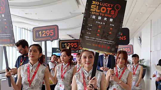 Trung Quốc gây sức ép lên Philippines về nạn cờ bạc - Ảnh 1.