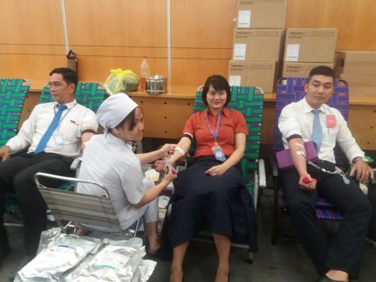 Sacombank chia sẻ giọt máu, nhiều cuộc đời ở lại - Ảnh 2.